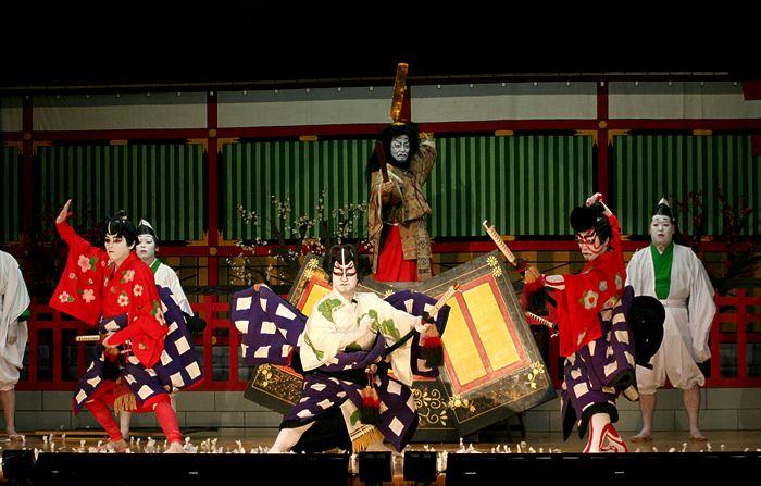 kabuki6月