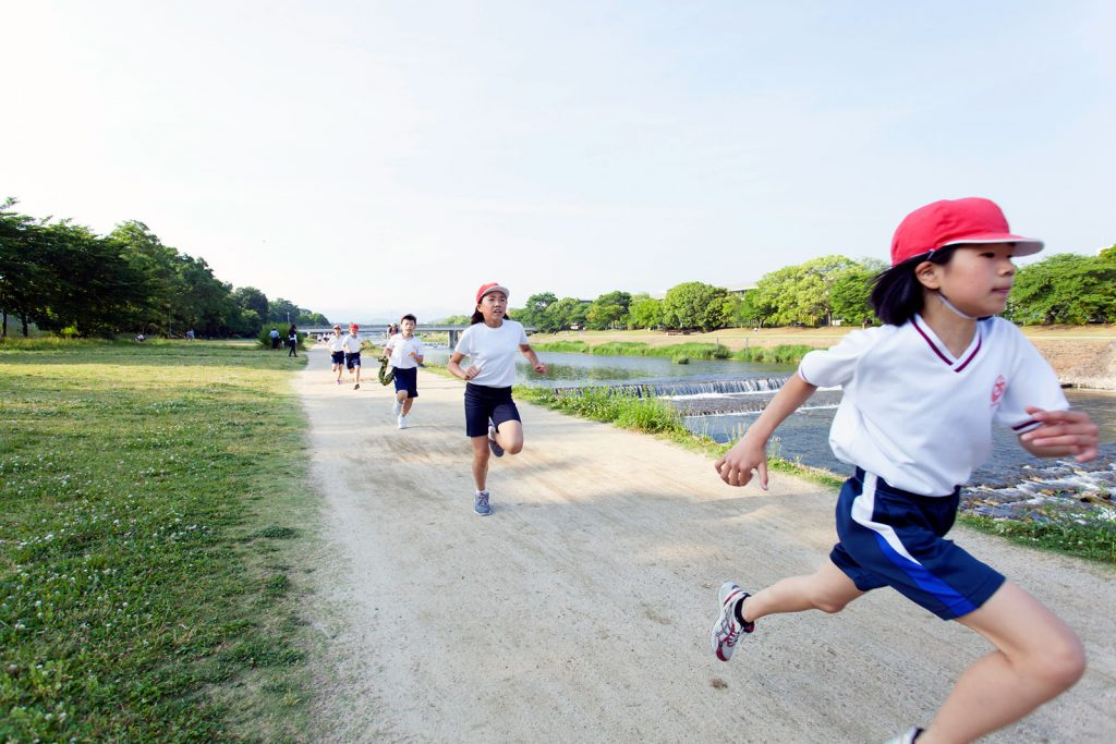 sports and health day in Japan