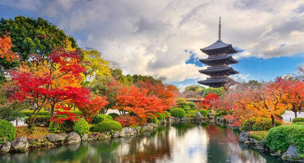 Japan's Autumnal Equinox Day illustration, Autumn