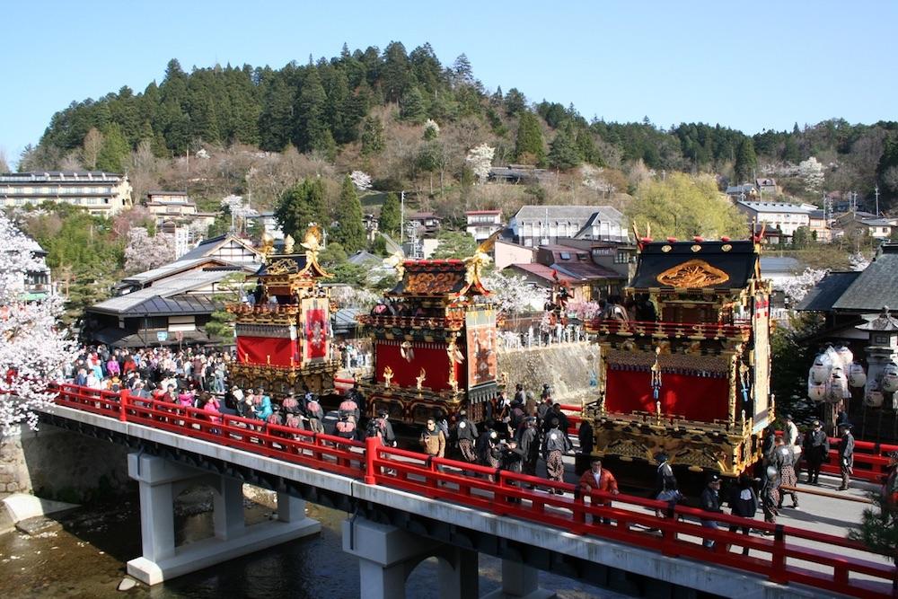 Gifu Prefecture Japan - Takayama City