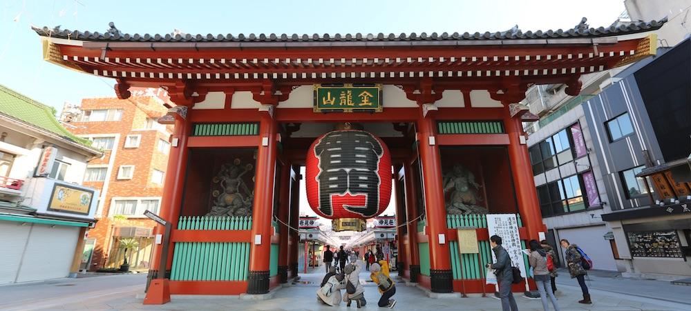 asakusa tokyo prefecture japan