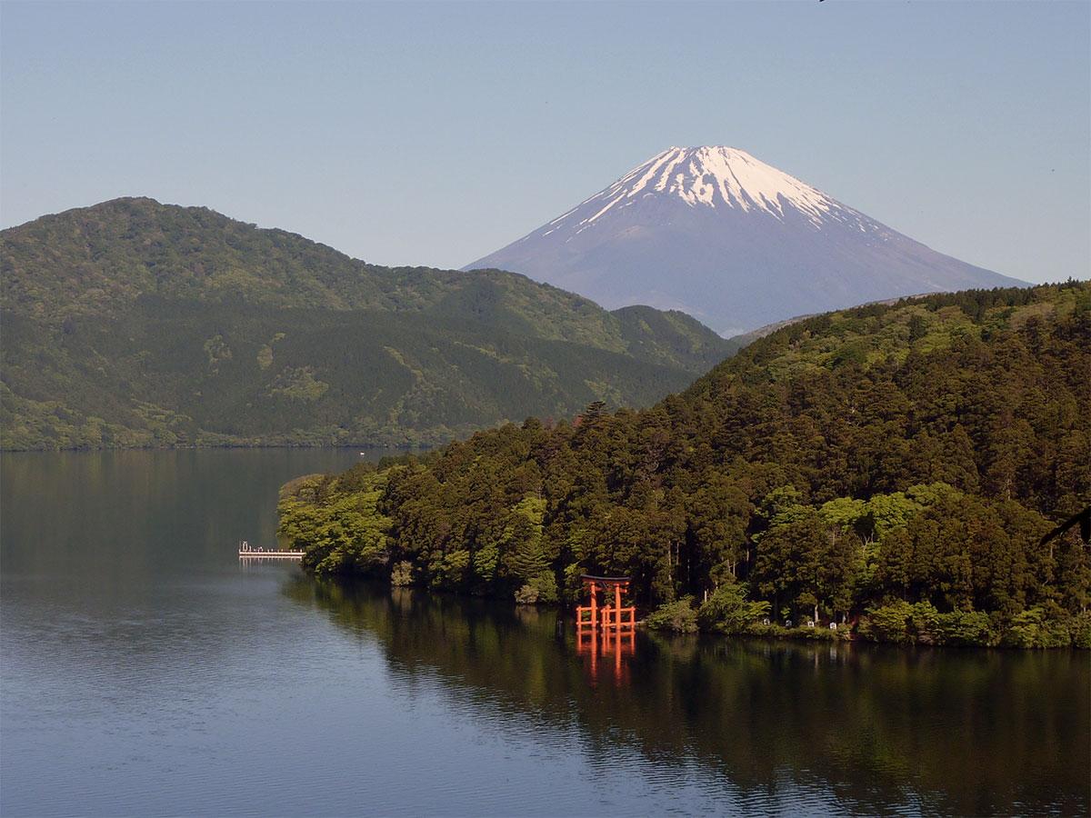 hakone kanagawa prefecture japan