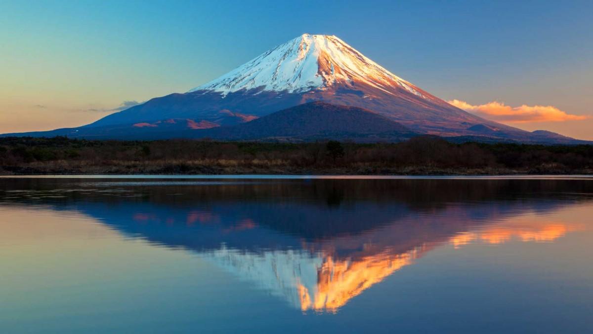 Mt Fuji Yamanashi Prefecture Japan