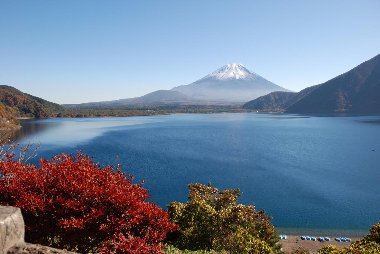 Fuji Five 5 Lakes Yamanashi Prefecture Japan