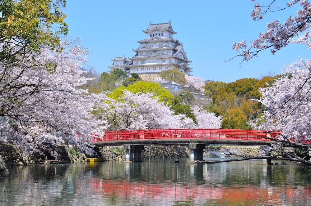 Himeji Castle Hyogo Prefecture Japan