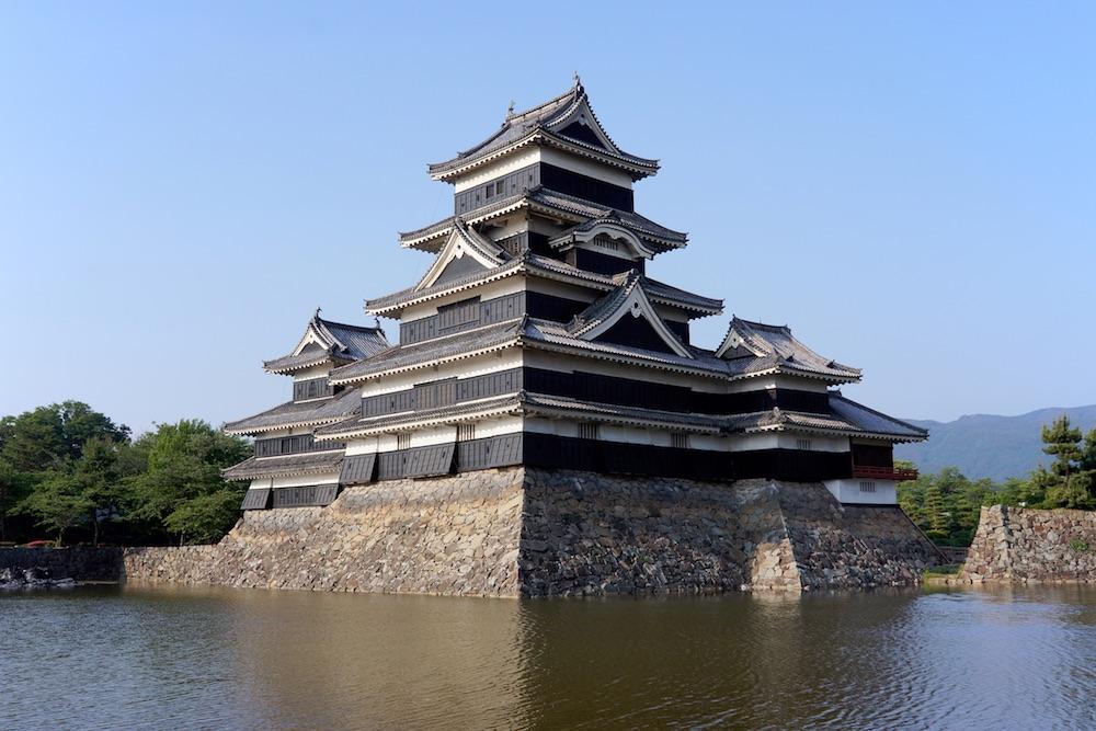 Matsumoto Castle Nagano Prefecture Japan