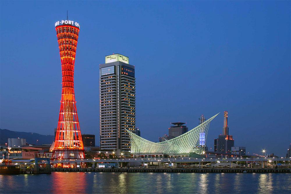 Kobe City Hyogo Prefecture Japan