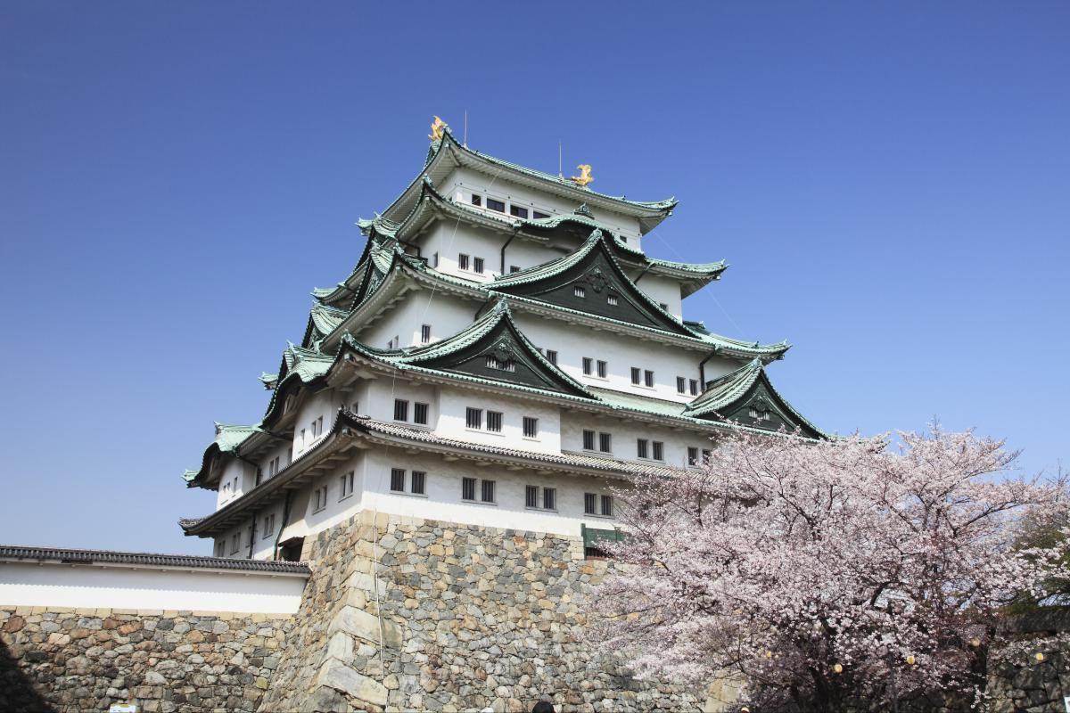 nagoya-castle Aichi Prefecture Japan