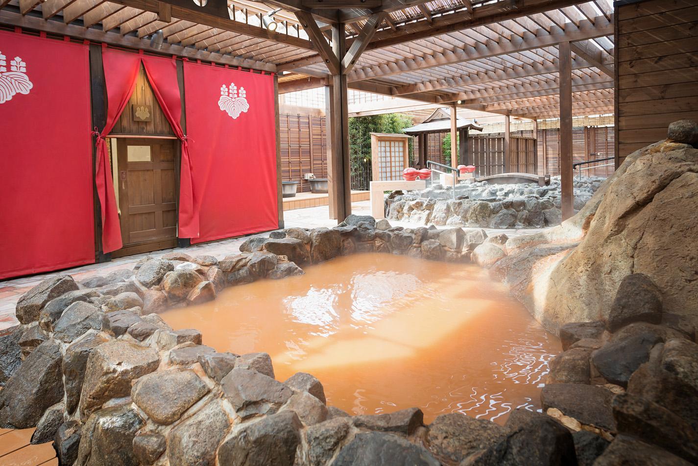 Arima onsen Hyogo Prefecture Japan