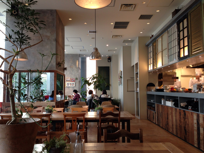 Cafes in Iidabashi and Kagurazaka that are good for Studying - royal garden cafe