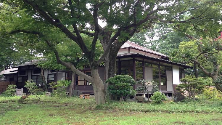 Cafes in Iidabashi and Kagurazaka that are good for Studying - kantoku-tei