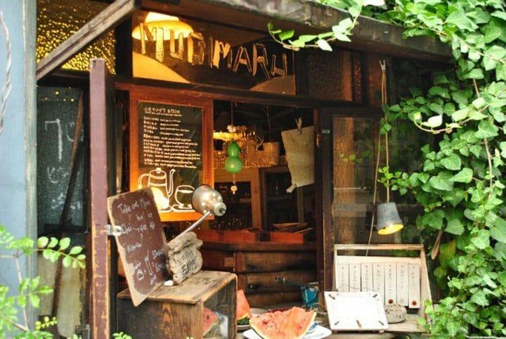 Cafes in Iidabashi and Kagurazaka that are good for Studying - mugi maru 2