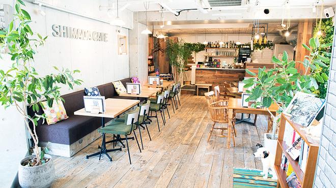 Cafes in Iidabashi and Kagurazaka that are good for Studying - shimada cafe