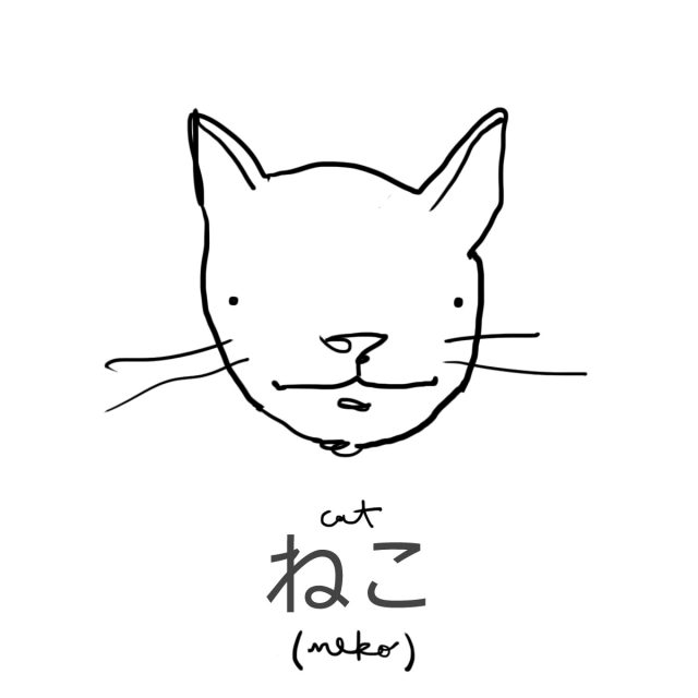Animal: Cat 猫(ねこ)