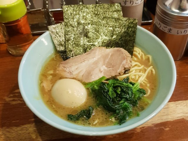 How to Order a Bowl of Ramen, shouyu, image, picture, photo