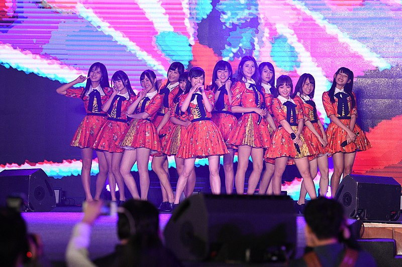 Top 10 J-Pop Group & Songs to Learn Japanese, AKB48, image, photo, picture, illustration