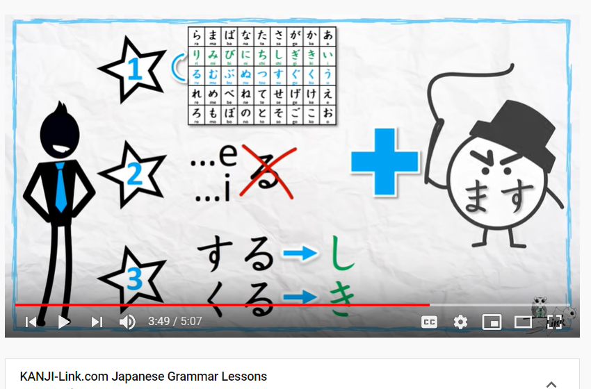 top 50 youtube channels to learn japanese - kanji-link