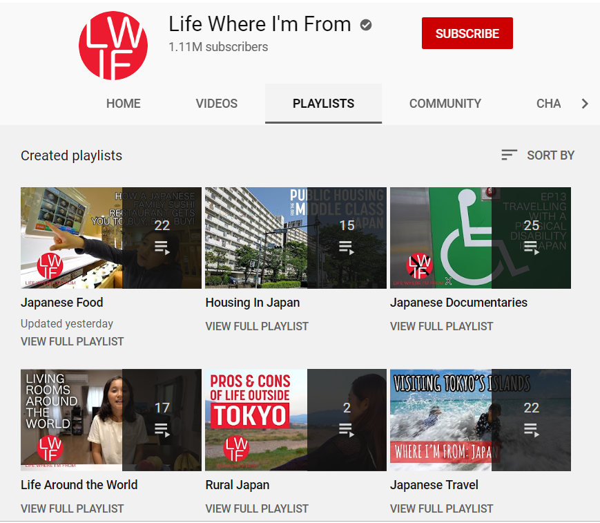 top 50 youtube channels to learn japanese - life where i'm from