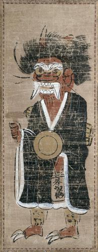 Japanese Youkai, oni, demon, orge, image, photo, picture, illustration