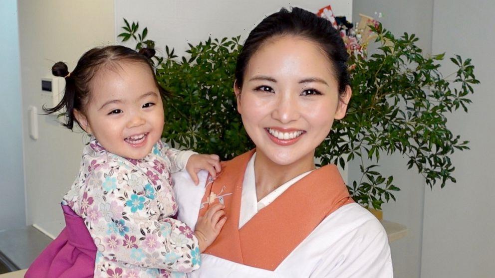 kimono mom japanese youtuber