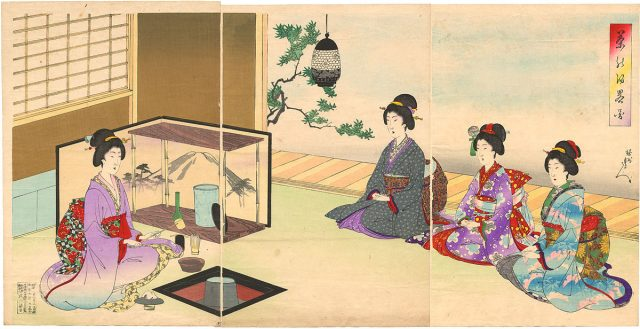 History of Tea Ceremony - 5Ws 1H answered, image, photo, picture, illustration