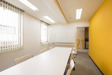 Tokyo Japanese Language School 4th floor classroom