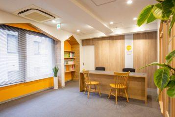 Yokohama Japanese Language School Reception