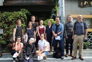 Kaiseki Traditional Japanese Restaurant Lunch Tour