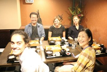 Traditional Japanese Restaurant Lunch Tour